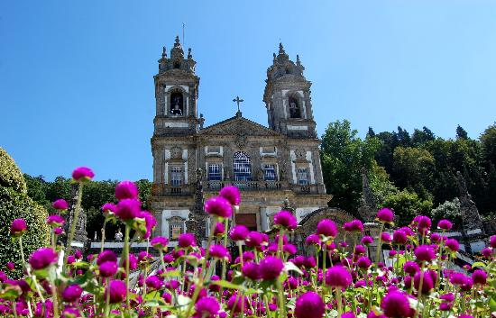 Bom Jesus do Monte: il Santuario tra i giardini