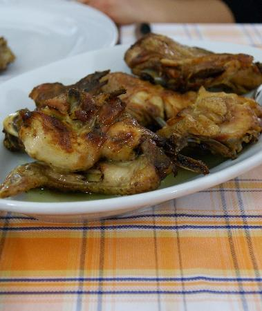 Le Magnolie : il pollo