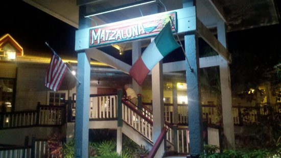 Matzaluna The Italian Kitchen