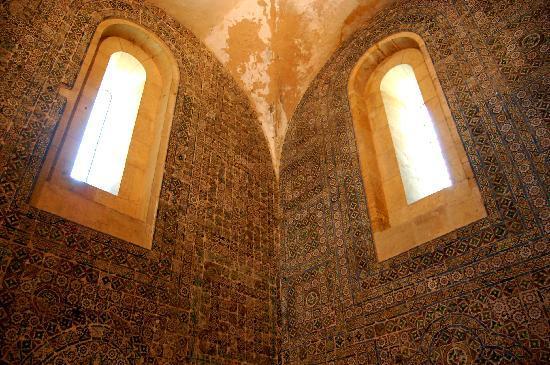 Coimbra, Portugal : Interno della Cattedrale