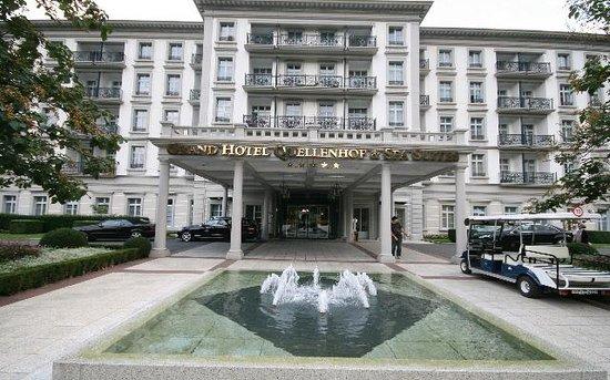 Grand Hotel Quellenhof & Spa Suites: Quellenhof