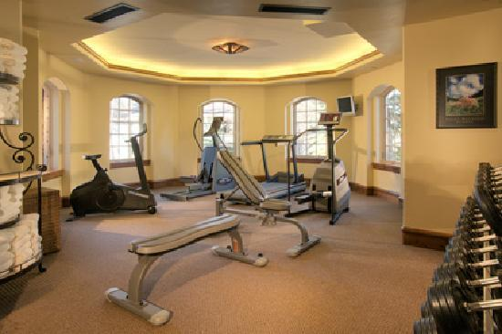 Tivoli Lodge: Fitness Center