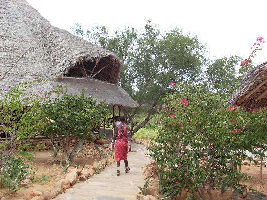 Kiboko Camp: il ristorante