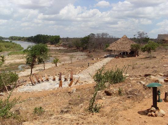 Kiboko Camp: il punto di osservazione dei coccodrilli