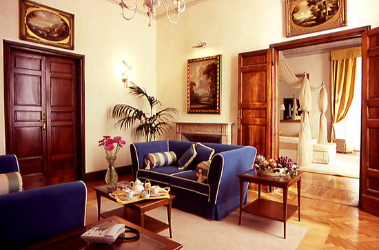 Hotel Executive Florence: Suite del Granduca
