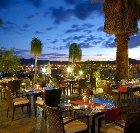 Hotel Heinitzburg: Garden Terrace