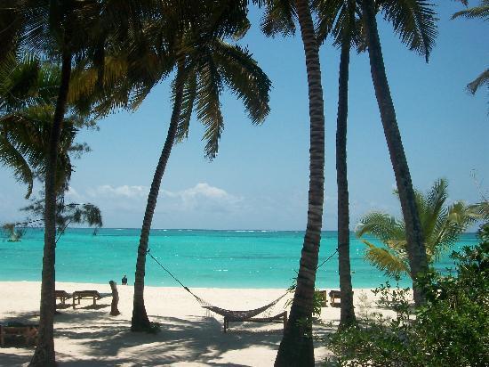 Pongwe Beach Hotel Paradise