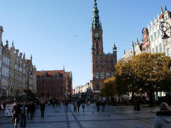 Gdansk, Polonia: Danzica