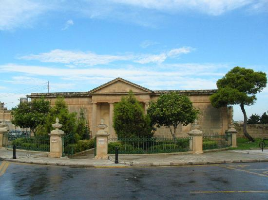 Krypta, Katakomben und Museum St. Agatha: Domus Romana