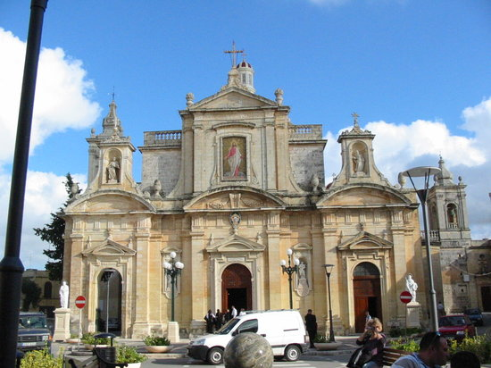 Rabat, Malta: Eglise Saint-Paul