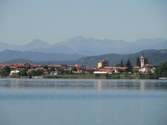 Varese, Itália: Lac de Travedona Monate