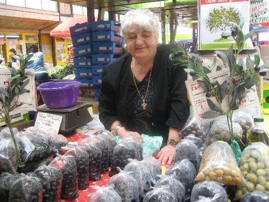 Sofia, Bulgaria: Sodia market