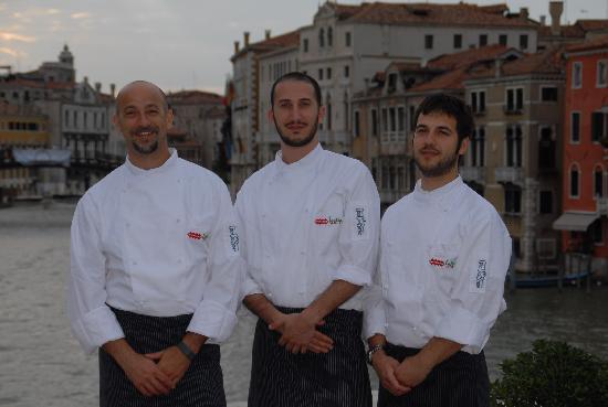 Ristorante Aoristo SRL: gli chef