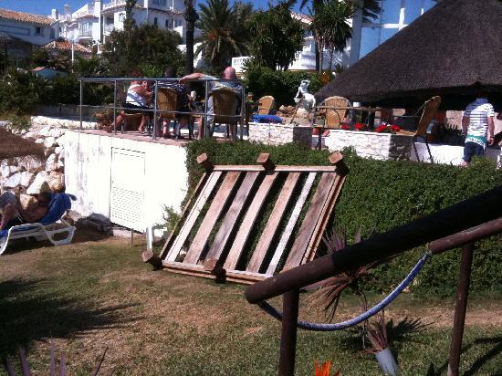 El Oceano Beach Hotel : What a Hotel !