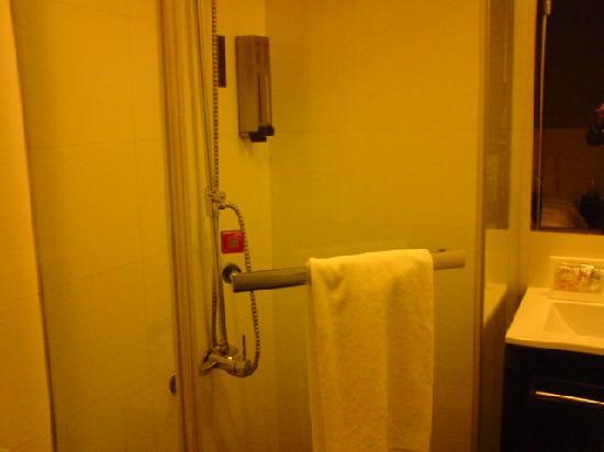 Hotel 73 Bathroom