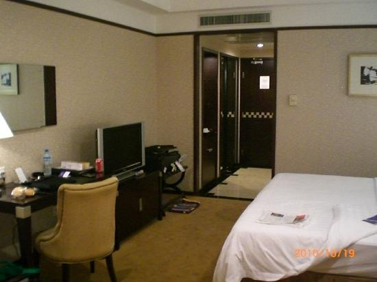 Howard Johnson Pearl Plaza Wuhan: Room view2