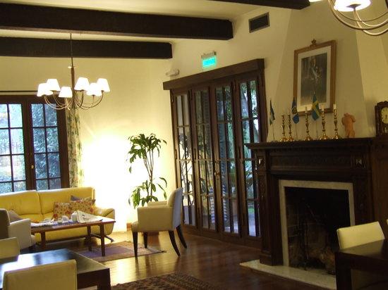 Hotel Villa Victoria de Tigre: Sala comedor