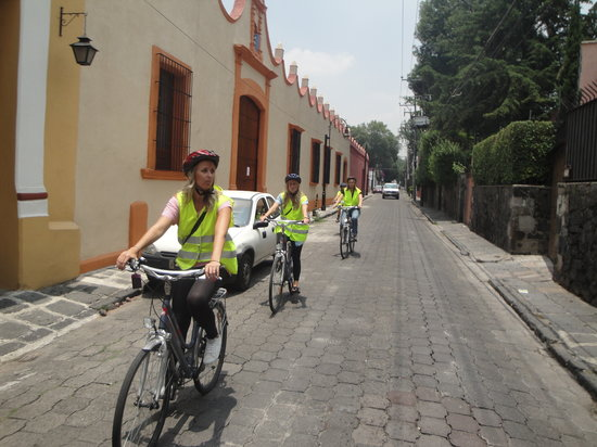 Mexico Bike Tour