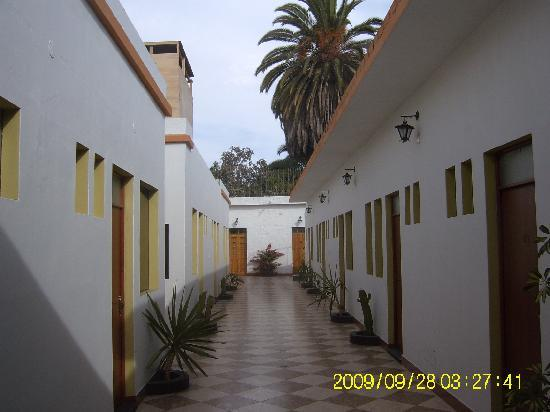 Techis House Hostal: habitacion