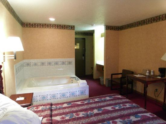 Days Inn Sheridan: jacuzzi