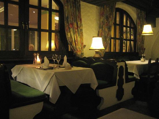 Hotel Antoniushof: Kaminzimmer