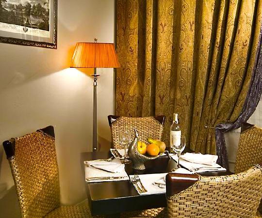 The Brothers Karamazov Hotel: restaurant
