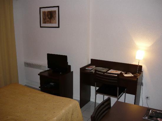 Zenitude Hôtel-Résidences La City : Chambre