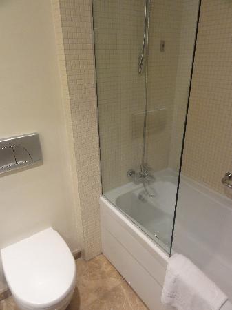 Dedeman Hotel Istanbul: Bathroom/Shower