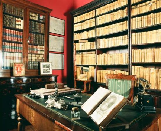 Domus Laeta : biblioteca