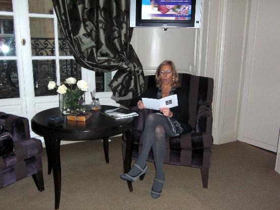 Champs Elysees Plaza Hotel: compleanno da favola
