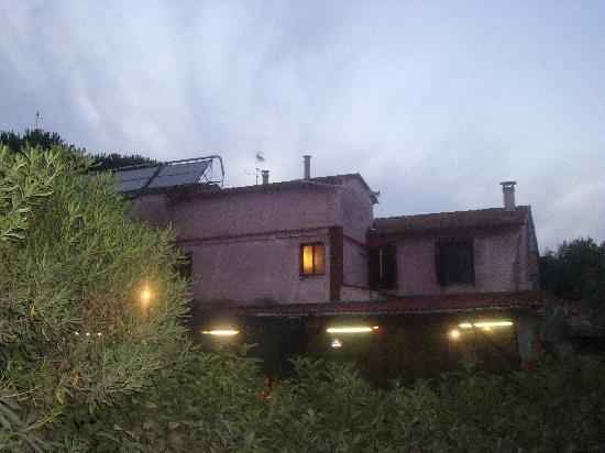 Populonia, Italien: Zia Seconda di notte