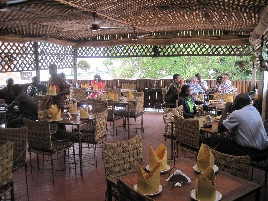 Restaurant Buka in Accra