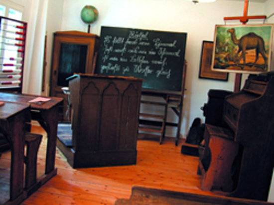 Schulmuseum Steinhorst