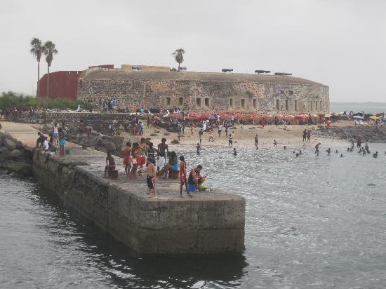Дакар, Сенегал: Goree Island (DAkar)