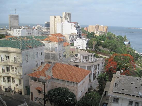 ดาการ์, เซเนกัล: Downtown Dakar