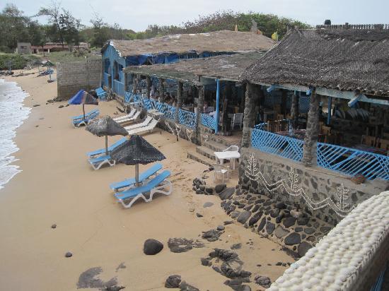 Дакар, Сенегал: Divine seafood restaurants in Dakar