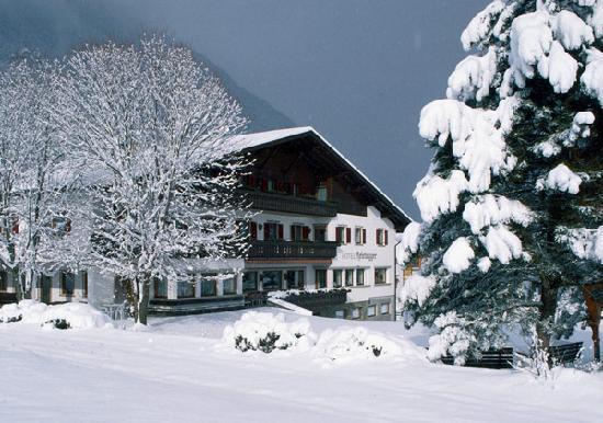 Hotel Reichegger in the Wintertime