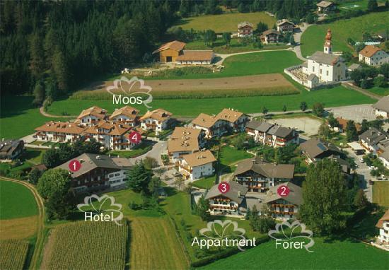 Hotel Reichegger: Hotel & Dependance