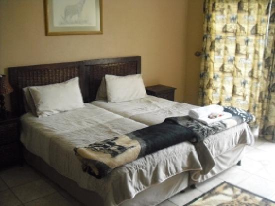 Big 5 Accommodation: doppelbett