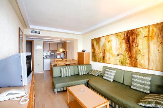 Apartamentos Les Dunes Suites: salon