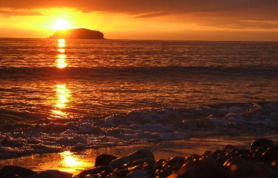 Trasna House Hotel : Ballyliffin Beach