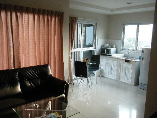 Bangkok Living: 部屋の中