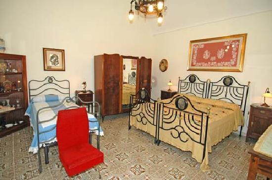 Palazzo Ceuli B&B: Una delle stanze di Palazzo Ceuli
