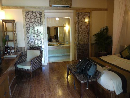Mia Resort Mui Ne: Cottage`s interior