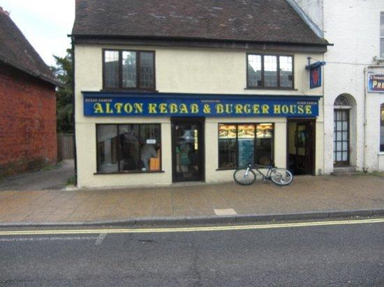 Restaurants Near Alton Hampshire