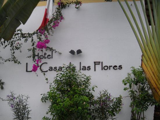 ホテル ラ カーサ デ ラス フロレス Picture