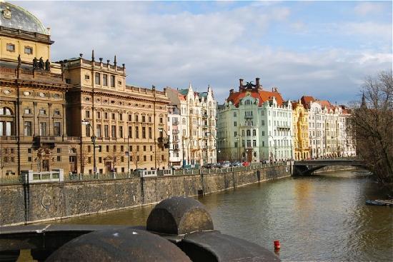 Hotel Dar: Prague