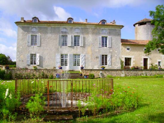 Festalemps, Frankreich: maison de maître