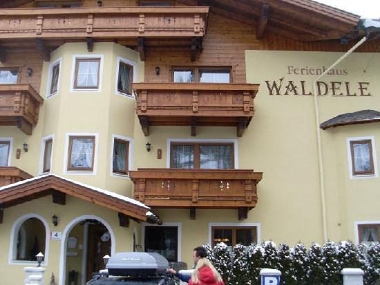 Waldele Pension: Ferienhaus Waldele