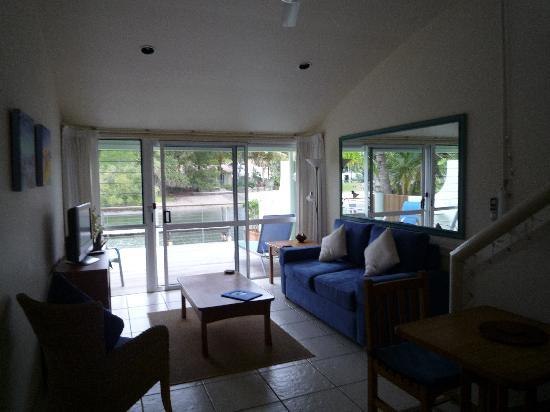 Caribbean Noosa: the room